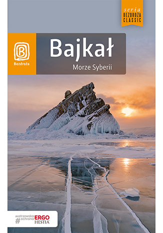 Okładka książki/ebooka Bajkał. Morze Syberii. Wydanie 5