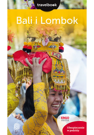 Okładka książki/ebooka Bali i Lombok. Travelbook. Wydanie 1