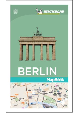 Okładka książki Berlin. MapBook. Wydanie 1