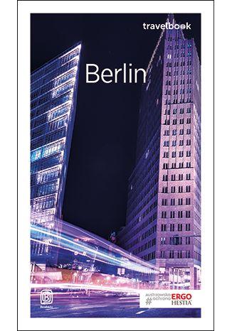 Okładka książki Berlin. Travelbook. Wydanie 2