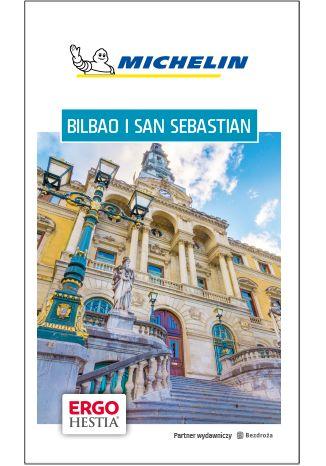 Okładka książki Bilbao i San Sebastian. Michelin. Wydanie 1
