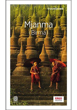 Okładka książki Birma. Travelbook. Wydanie 1
