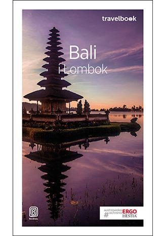 Okładka książki Bali i Lombok. Travelbook. Wydanie 2