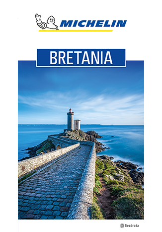 Okładka książki/ebooka Bretania. Michelin. Wydanie 1