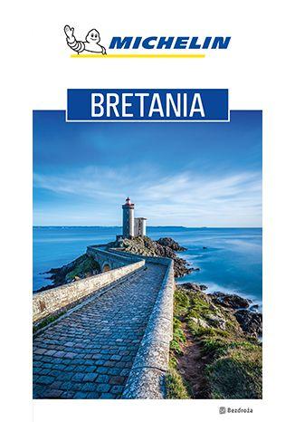 Okładka książki Bretania. Michelin. Wydanie 1