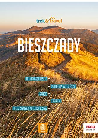 Okładka książki/ebooka Bieszczady. trek&travel. Wydanie 1