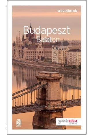 Okładka książki Budapeszt i Balaton. Travelbook. Wydanie 3