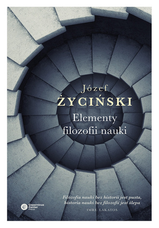 Okładka książki/ebooka Elementy filozofii nauki