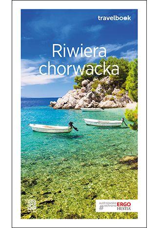 Okładka książki Riwiera chorwacka. Travelbook. Wydanie 3