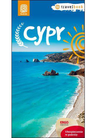 Okładka książki Cypr. Travelbook. Wydanie 1
