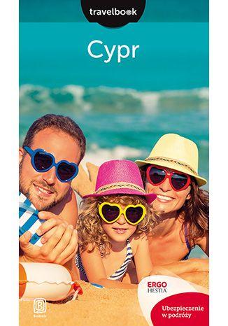 Okładka książki Cypr. Travelbook. Wydanie 2