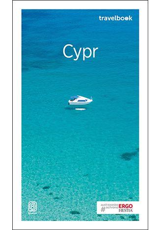 Okładka książki Cypr. Travelbook. Wydanie 3