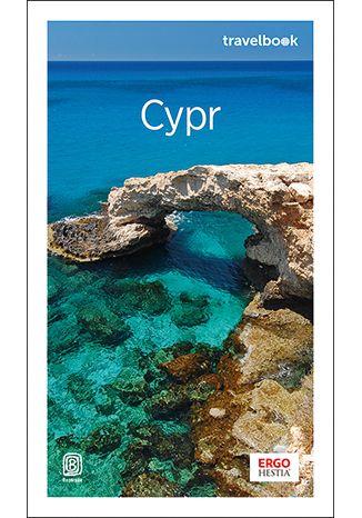 Okładka książki Cypr. Travelbook. Wydanie 4