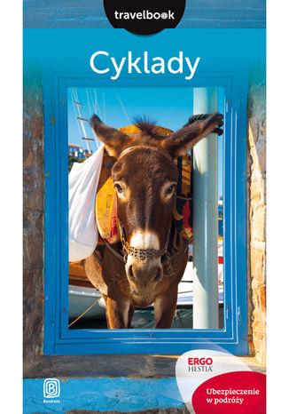 Okładka książki/ebooka Cyklady. Travelbook. Wydanie 1
