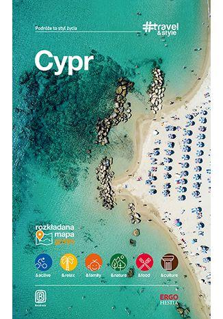 Okładka książki Cypr. #Travel&Style. Wydanie 1