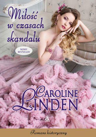 Okładka książki/ebooka Miłość w czasach skandalu