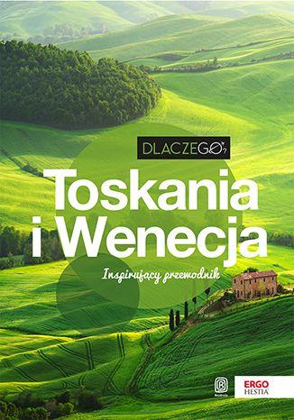 Okładka książki/ebooka Dlaczego. Toskania i Wenecja