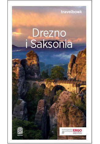 Okładka książki/ebooka Drezno i Saksonia. Travelbook. Wydanie 2