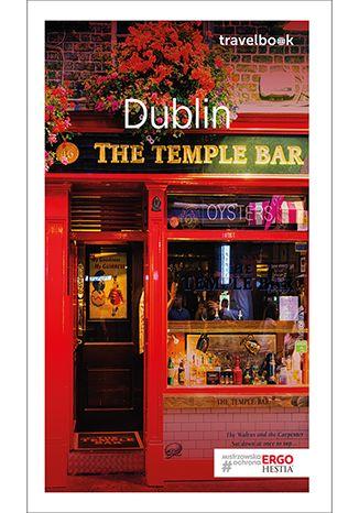 Okładka książki Dublin. Travelbook. Wydanie 2