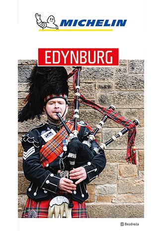 Okładka książki Edynburg. Michelin. Wydanie 1