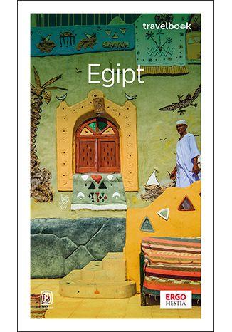 Okładka książki Egipt. Travelbook. Wydanie 2