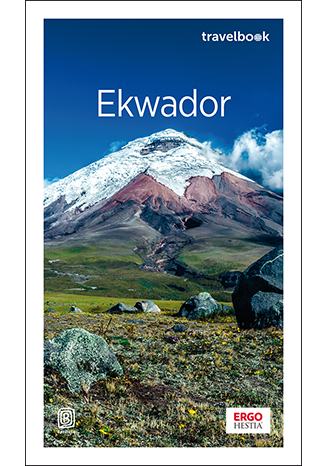Okładka książki Ekwador. Travelbook. Wydanie 1