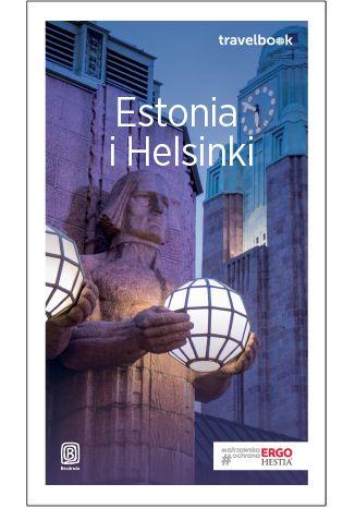 Okładka książki Estonia i Helsinki. Travelbook. Wydanie 2