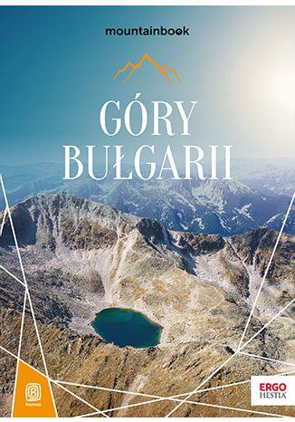 Okładka książki Góry Bułgarii. MountainBook. Wydanie 1