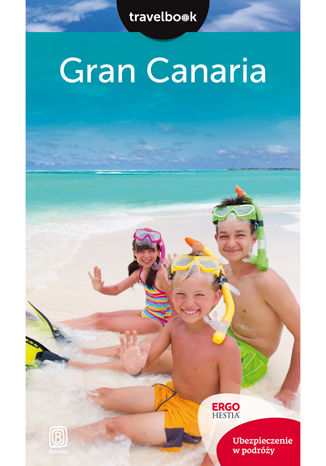 Okładka książki Gran Canaria. Travelbook. Wydanie 2