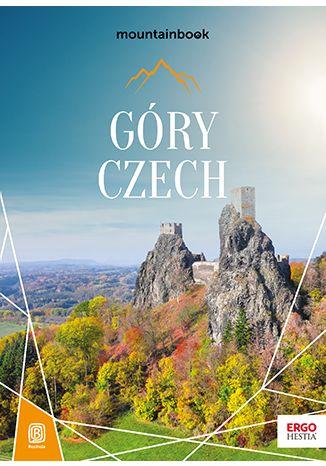Okładka książki Góry Czech. MountainBook. Wydanie 1