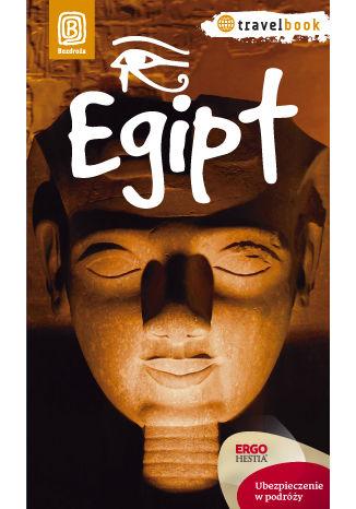 Okładka książki Egipt. Travelbook. Wydanie 1
