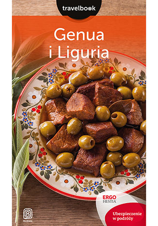 Ebook Genua i Liguria. Travelbook. Wydanie 1