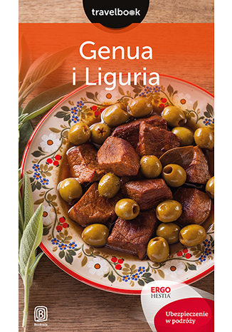 Okładka książki Genua i Liguria. Travelbook. Wydanie 1