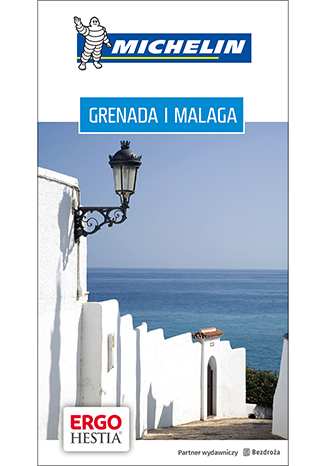 Okładka książki/ebooka Grenada i Malaga. Michelin. Wydanie 1