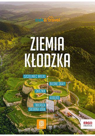 Okładka książki/ebooka Góry Stołowe i Ziemia Kłodzka. trek&travel. Wydanie 1