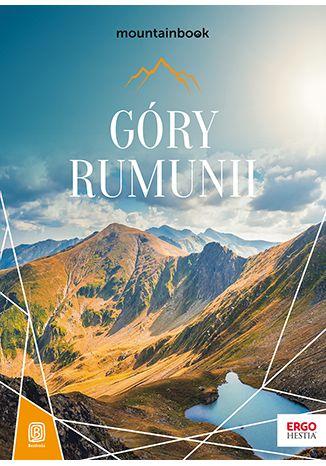 Okładka książki Góry Rumunii. MountainBook. Wydanie 1