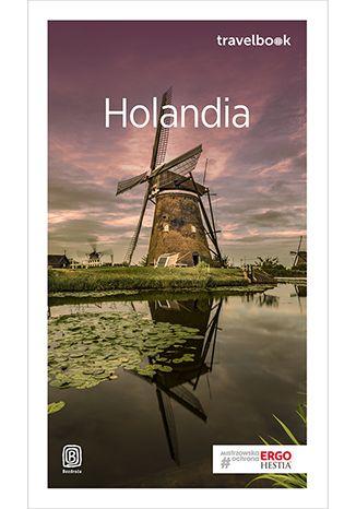 Okładka książki/ebooka Holandia. Travelbook. Wydanie 1