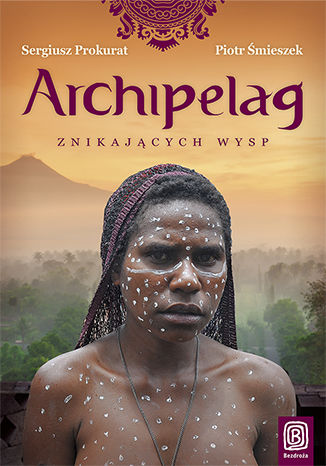 Okładka książki Archipelag znikających wysp
