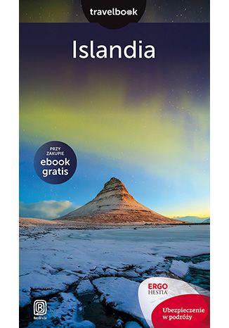 Okładka książki/ebooka Islandia. Travelbook. Wydanie 2