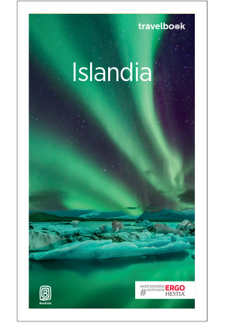 Okładka książki Islandia. Travelbook. Wydanie 3
