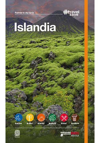 Okładka książki Islandia. #Travel&Style. Wydanie 1