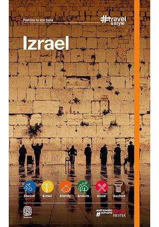 Okładka książki/ebooka Izrael. #Travel&Style. Wydanie 1