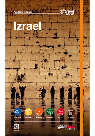 Okładka książki Izrael. #Travel&Style. Wydanie 1
