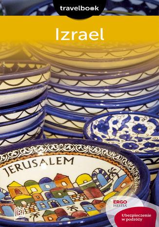 Okładka książki Izrael. Travelbook. Wydanie 1