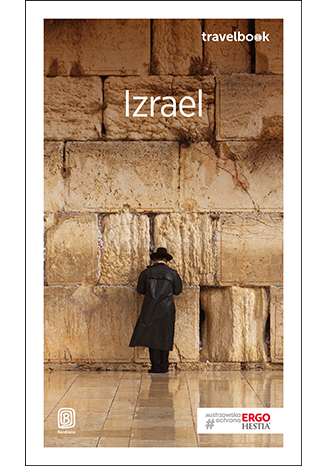 Okładka książki/ebooka Izrael. Travelbook. Wydanie 2