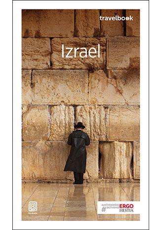 Okładka książki Izrael. Travelbook. Wydanie 2