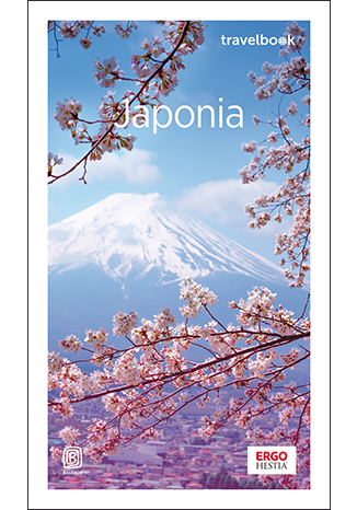 Okładka książki/ebooka Japonia. Travelbook. Wydanie 1