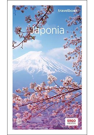 Okładka książki Japonia. Travelbook. Wydanie 1