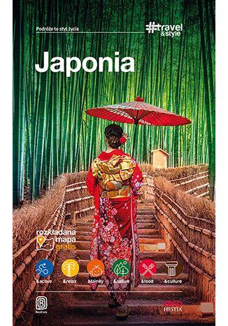 Okładka książki Japonia. #Travel&Style. Wydanie 1