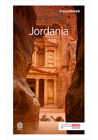 Okładka książki Jordania. Travelbook. Wydanie 1